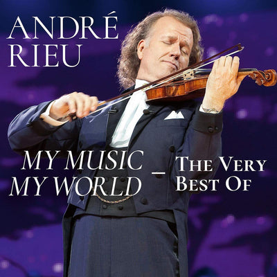 André Rieu: My Music, My World - The Very Best Of - André Rieu [CD]