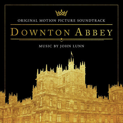 Downton Abbey: The Movie OST - John Lunn [CD]