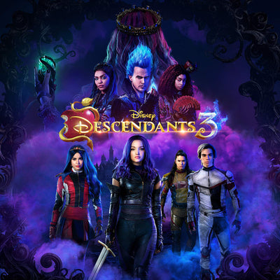 Descendants 3 Soundtrack - Various Performers [CD]