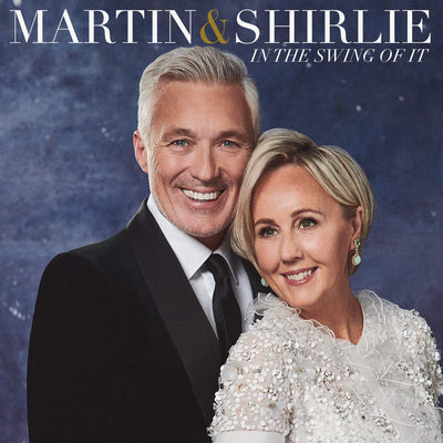 In the Swing of It:   - Martin & Shirlie [CD]