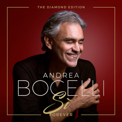 Andrea Bocelli: Sì Forever - The Diamond Edition - Andrea Bocelli [CD]