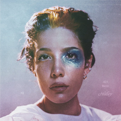 Manic - Halsey [VINYL] OUT 17.01.20