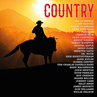 Country:   - Various Artists [VINYL]