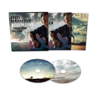 Western Stars: Songs from the Film - Bruce Springsteen [CD]