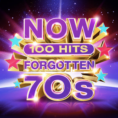 Now 100 Hits: Forgotten 70s - Various Artists [CD]
