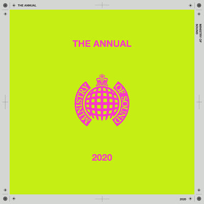 The Annual 2020 - Various Artists [CD]