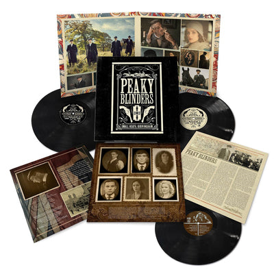 Peaky Blinders:   - Various Artists [VINYL]