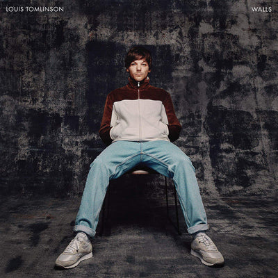 Walls:   - Louis Tomlinson [CD]