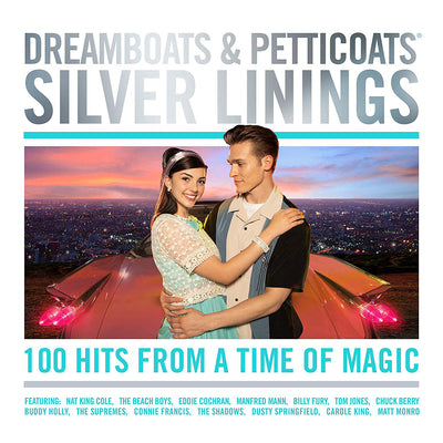 Dreamboats & Petticoats: Silver Linings - Various Artists [CD]