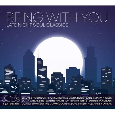 Being With You: Late Night Soul Classics - Various Artists [CD]