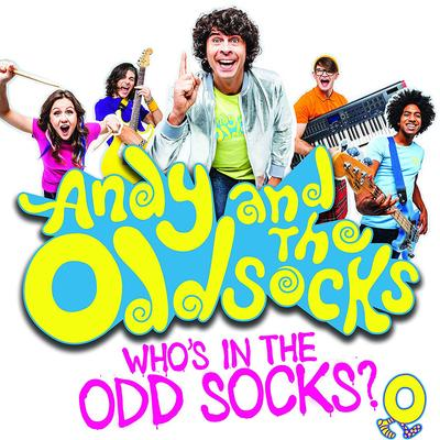 Who's in the Odd Socks? - Andy and the Odd Socks [CD]