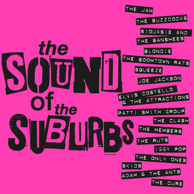 The Sound of the Suburbs - Various Artists [VINYL]