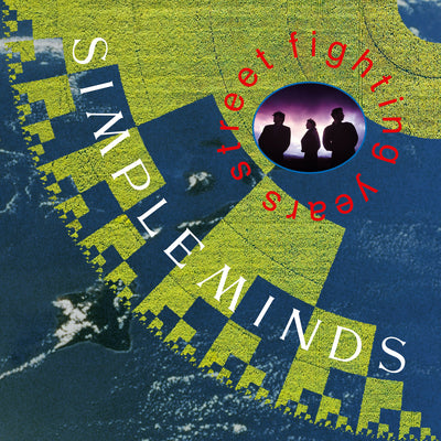 Street Fighting Years - Simple Minds [VINYL]