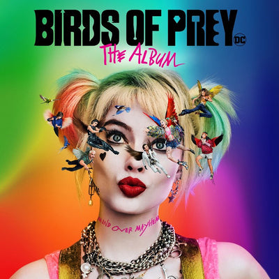 Birds of Prey:   - Various Artists [CD]