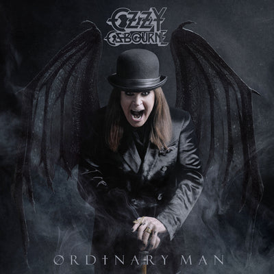 Ordinary Man - Ozzy Osbourne (Picture Disc) [VINYL]