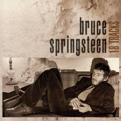 18 Tracks - Bruce Springsteen [VINYL]