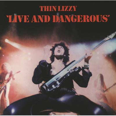 Live and Dangerous - Thin Lizzy [VINYL]