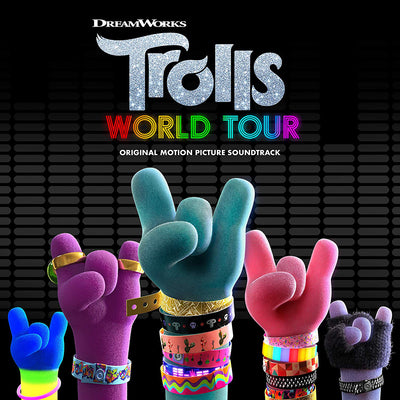 Trolls: World Tour - Various Performers [CD]