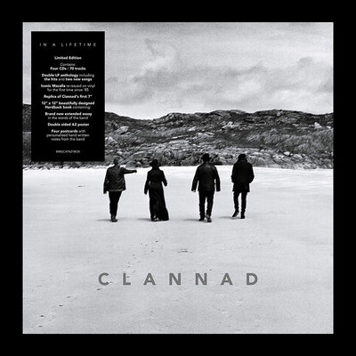 In a Lifetime:   - Clannad (Deluxe Bookpack) [VINYL Limited Edition]
