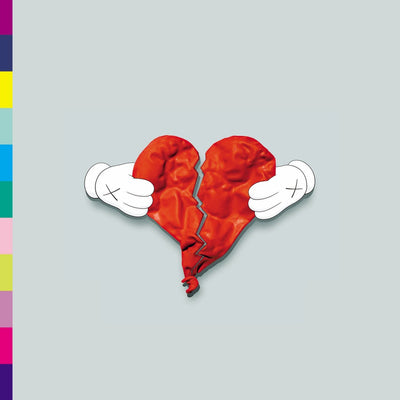 808s & Heartbreak:   - Kanye West [VINYL Collector's Edition]