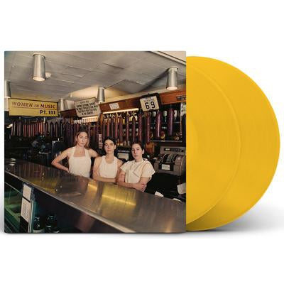 Women in Music Pt. III:   - Haim [YELLOW VINYL]