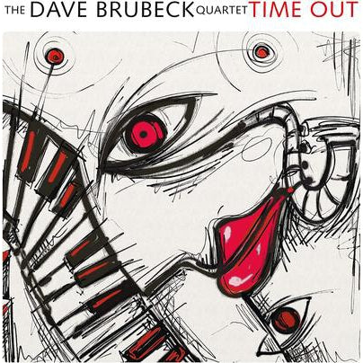 Time Out: Limited Edition Celebrating the 60th Anniversary of Time Out - The Dave Brubeck Quartet [VINYL]