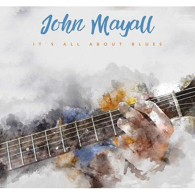 It's All About Blues:   - John Mayall [VINYL]