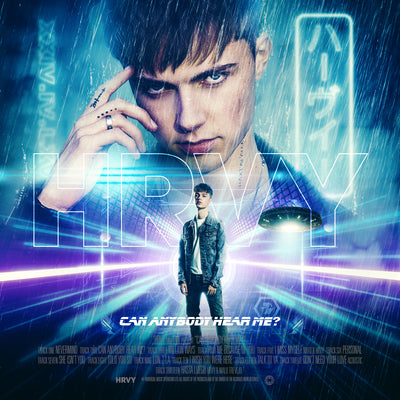 Can Anybody Hear Me - HRVY [CD]