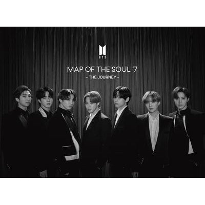 MAP of the SOUL: 7 - The Journey (Limited Edition C) - BTS [CD Limited Edition]