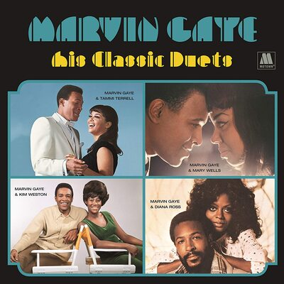 His Classic Duets - Marvin Gaye [VINYL]