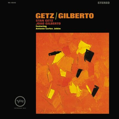 Getz/Gilberto - Stan Getz and Joao Gilberto [VINYL]