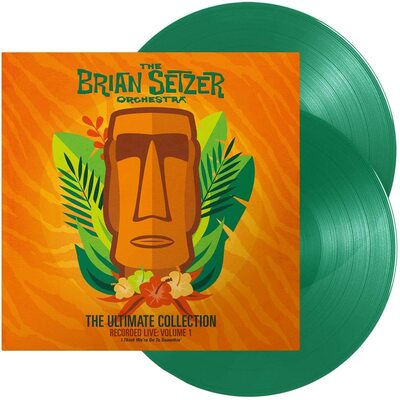 The Ultimate Collection: I Think We're On to Somethin' - Recorded Live- Volume 1 - The Brian Setzer Orchestra [VINYL Limited Edition]