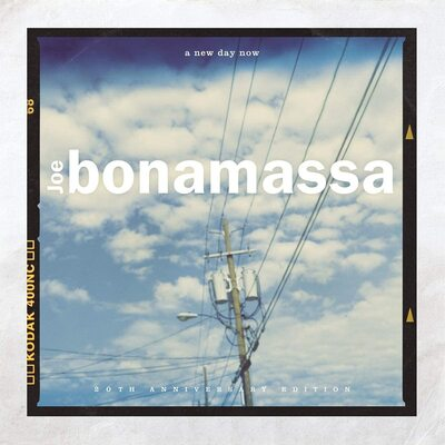 A New Day Now:   - Joe Bonamassa [VINYL Limited Edition]