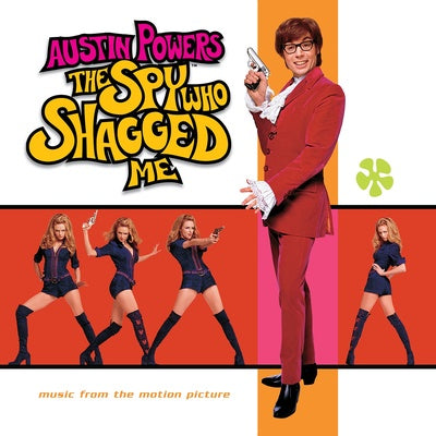 Austin Powers: The Spy Who Shagged Me (RSD 2020) - Various Artists [VINYL Limited Edition]