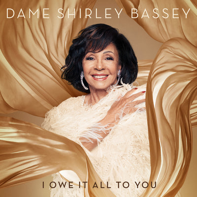 TBC - Dame Shirley Bassey [CD Deluxe Edition]