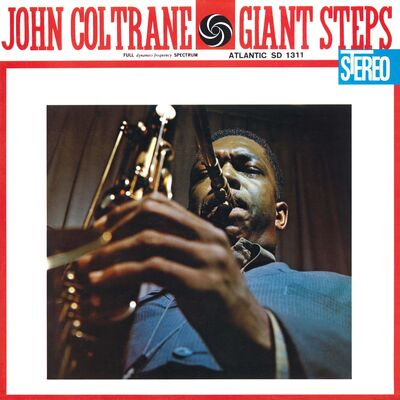 Giant Steps - John Coltrane [CD Deluxe Edition]