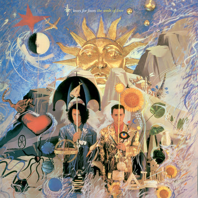 The Seeds of Love - Tears for Fears [CD Deluxe Edition]