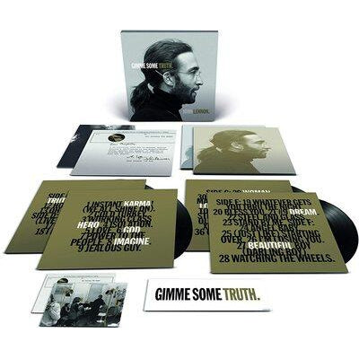 GIMME SOME TRUTH: - John Lennon (Deluxe) [VINYL]