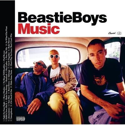 Beastie Boys Music:   - Beastie Boys [CD]