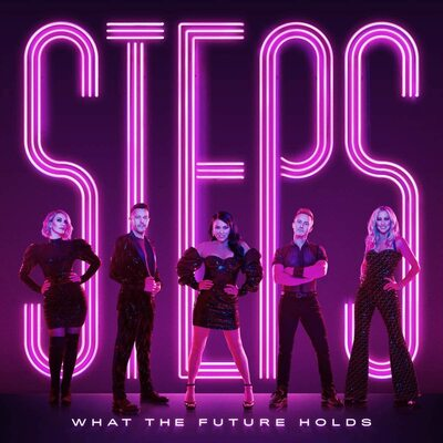 What the Future Holds:   - Steps [CD]