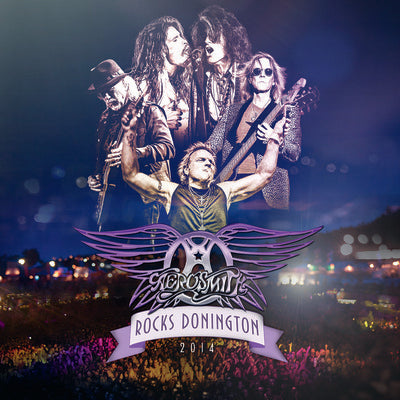 Rocks Donington 2014:   - Aerosmith [VINYL]