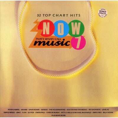 Now That's What I Call Music! 7:   - Various Artists [CD]