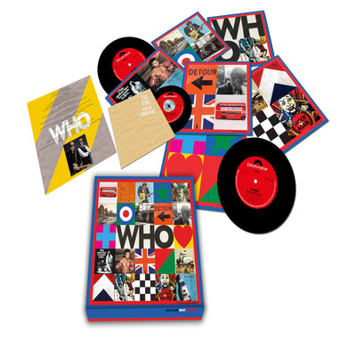 WHO/Live at Kingston - The Who [VINYL Limited Edition]