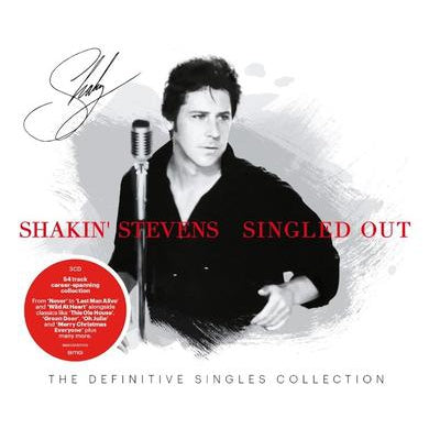 Singled Out: The Definitive Singles Collection - Shakin' Stevens [CD]