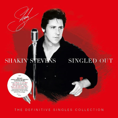 Singled Out: The Definitive Singles Collection - Shakin' Stevens [VINYL]
