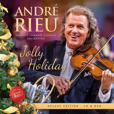 André Rieu and His Johann Strauss Orchestra: Jolly Holiday [CD Deluxe Edition]