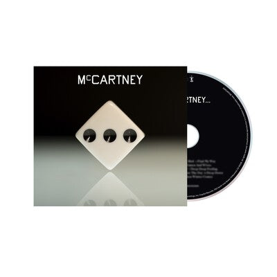 McCartney III:   - Paul McCartney [CD]