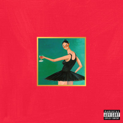 My Beautiful Dark Twisted Fantasy:   - Kanye West [VINYL]