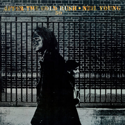 After the Gold Rush:   - Neil Young [CD]