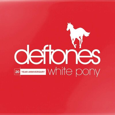 White Pony:   - Deftones [CD Deluxe Edition]